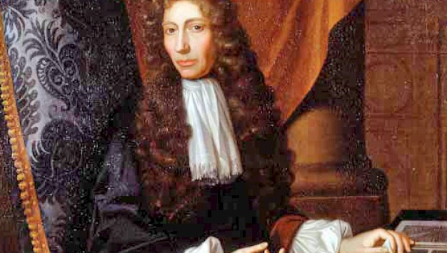 Main image for page: Robert Boyle – kemins fader